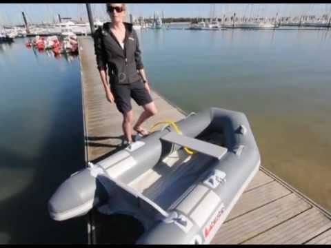 bateau pneumatique cabesto