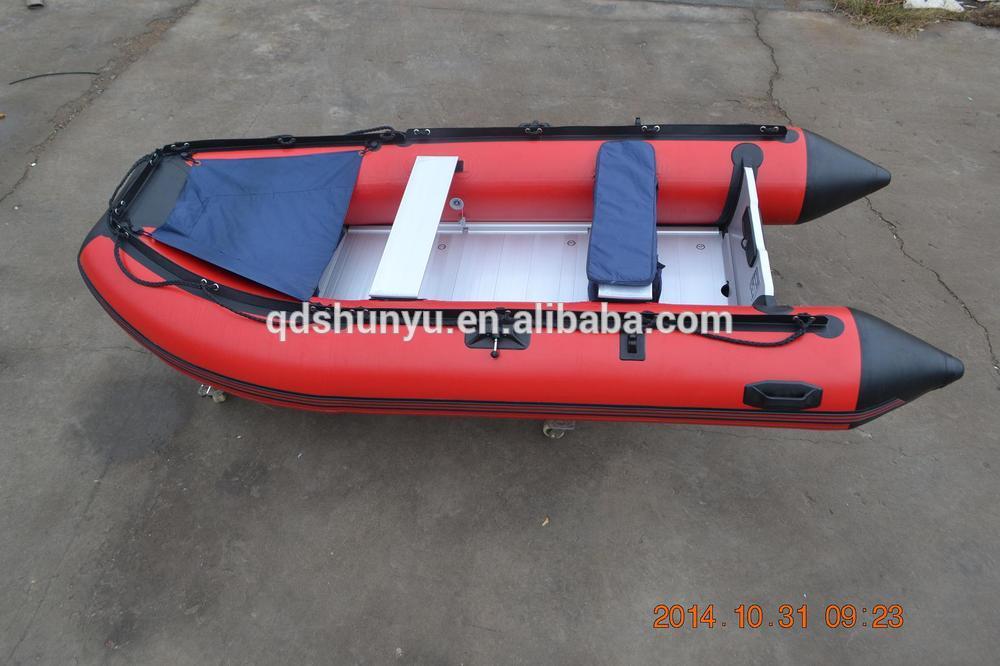 bateau pneumatique de peche pas cher
