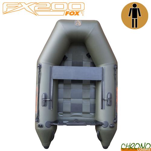 bateau pneumatique fox 200