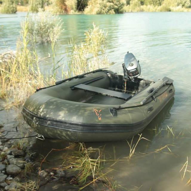 bateau pneumatique fox 290