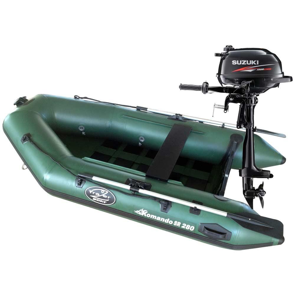 bateau pneumatique frazer komando 280