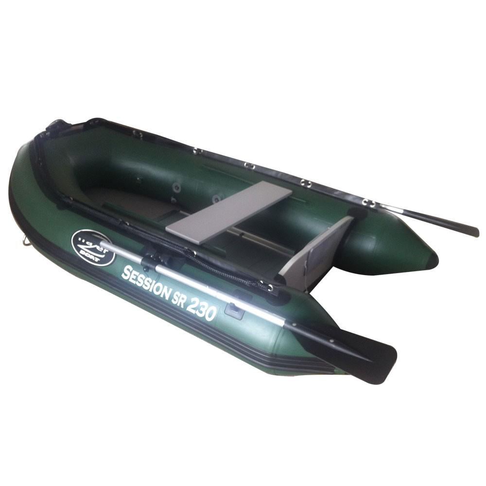 bateau pneumatique frazer session 230