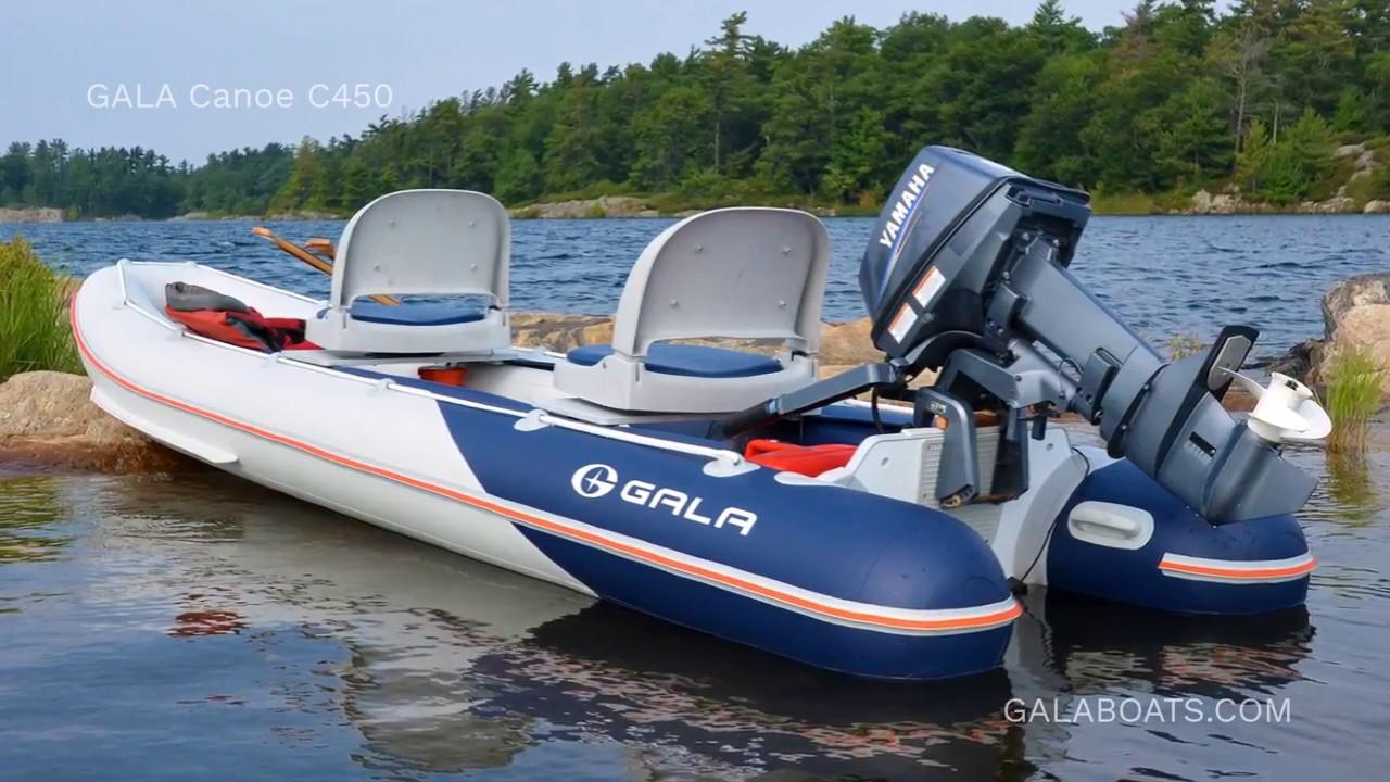 bateau pneumatique gala