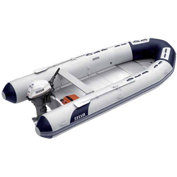 bateau pneumatique grande taille