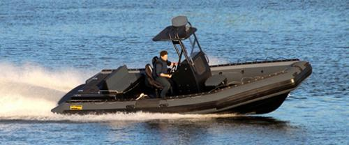 bateau pneumatique haut de gamme