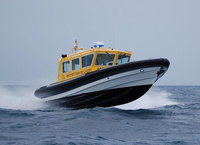 bateau pneumatique hb