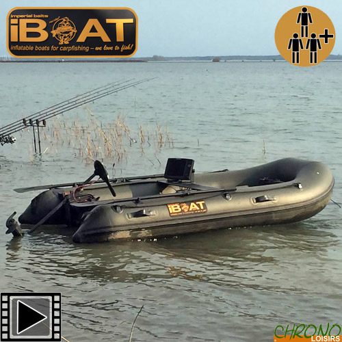 bateau pneumatique iboat