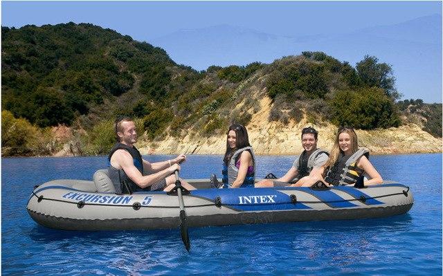 bateau pneumatique intex excursion 5