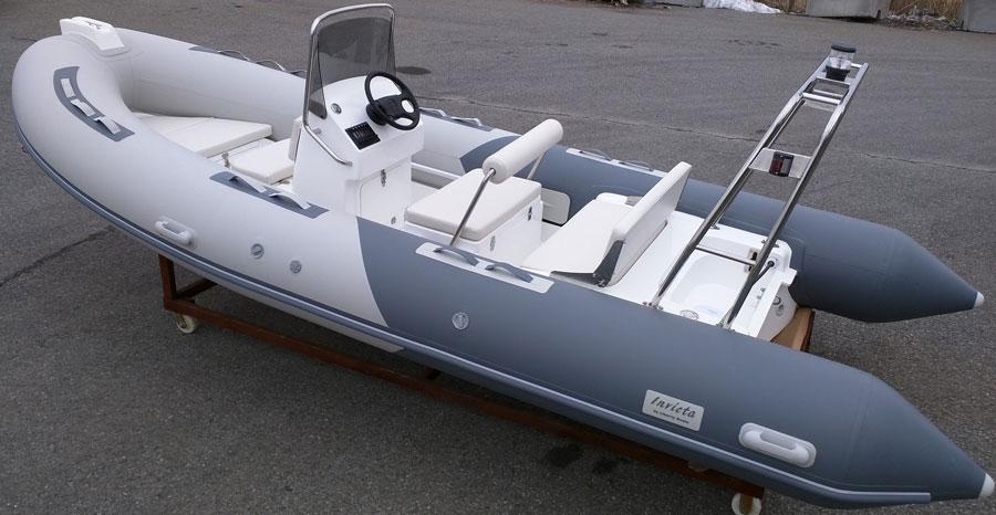 bateau pneumatique liberty