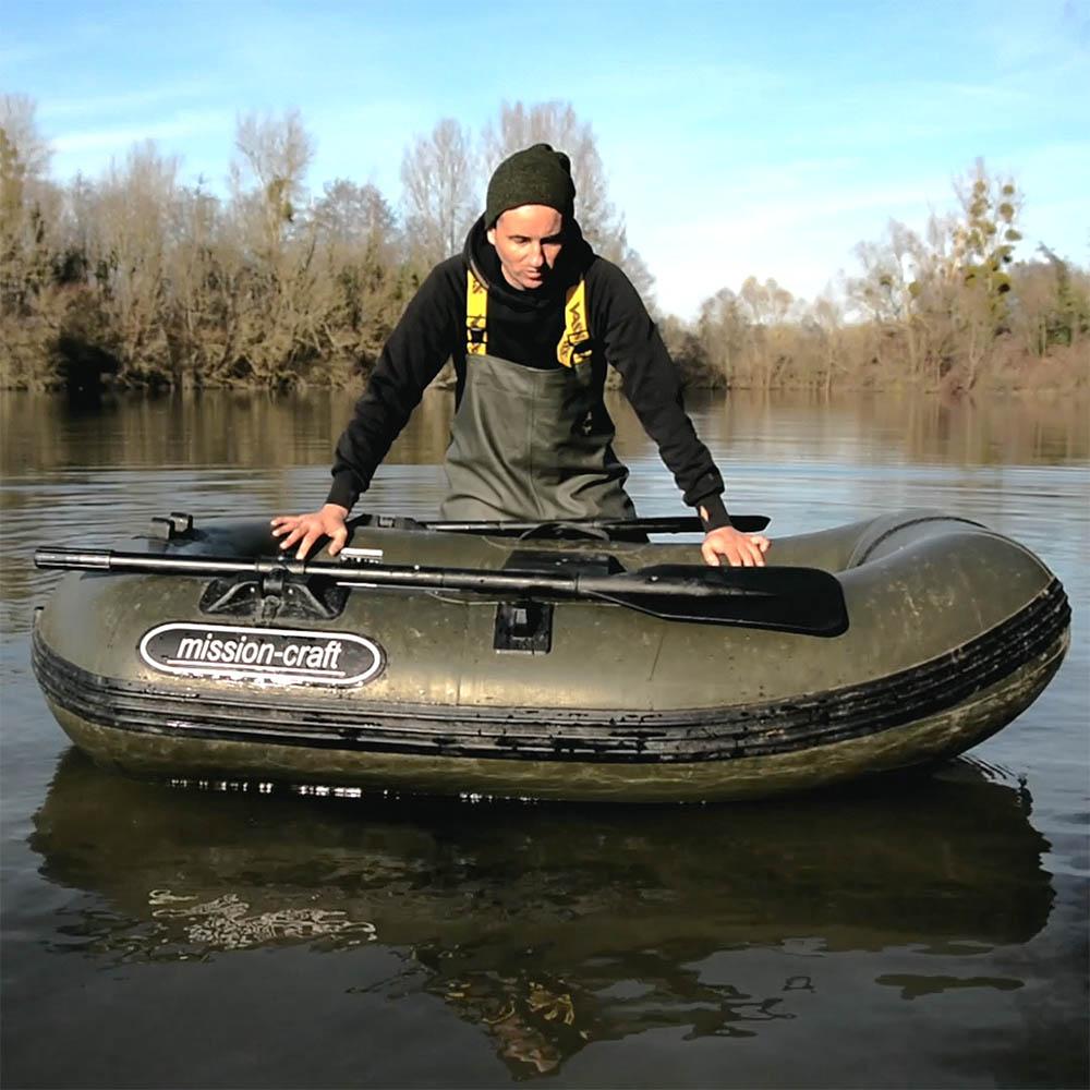 bateau pneumatique mission craft 180
