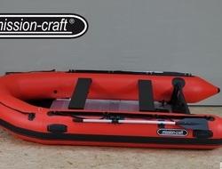 bateau pneumatique mission craft