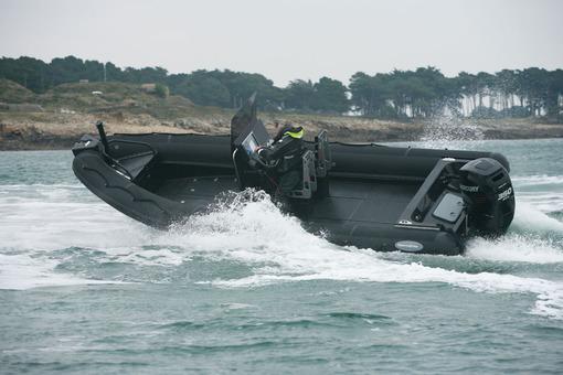 bateau pneumatique northstar