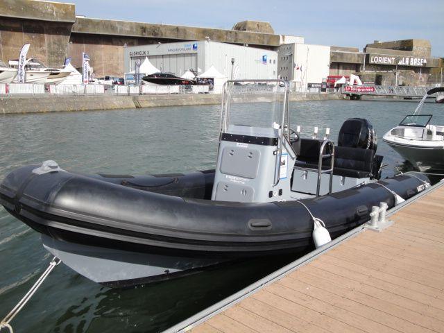 bateau pneumatique occasion