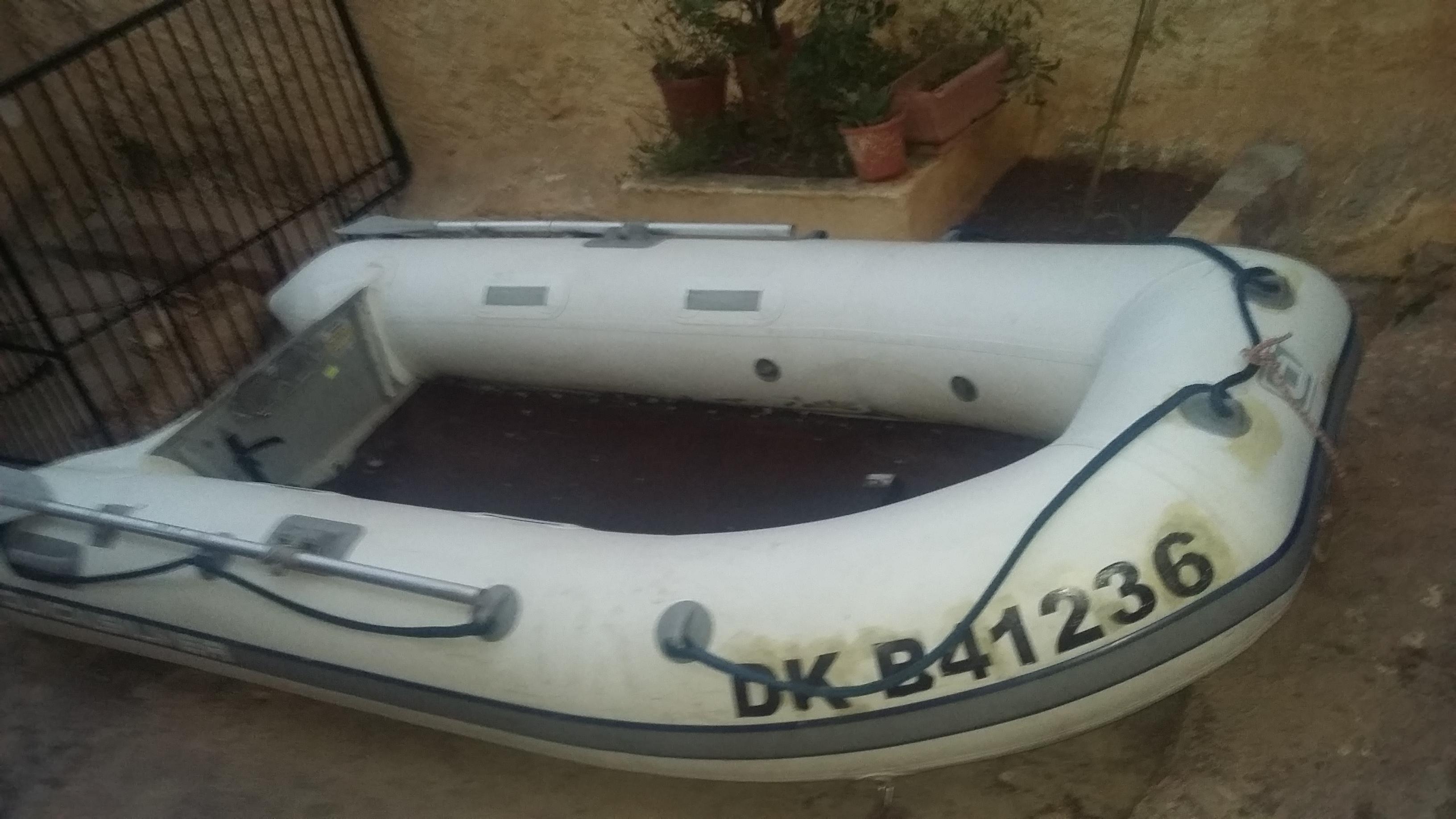 bateau pneumatique ouedkniss