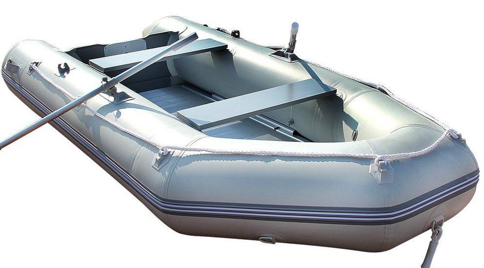 bateau pneumatique qui se degonfle