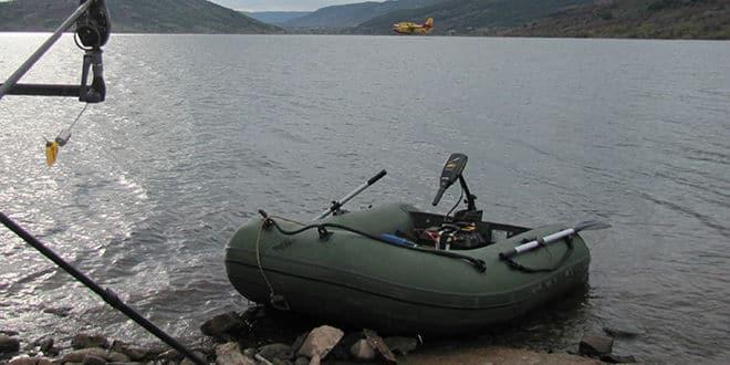bateau pneumatique quicksilver adventure