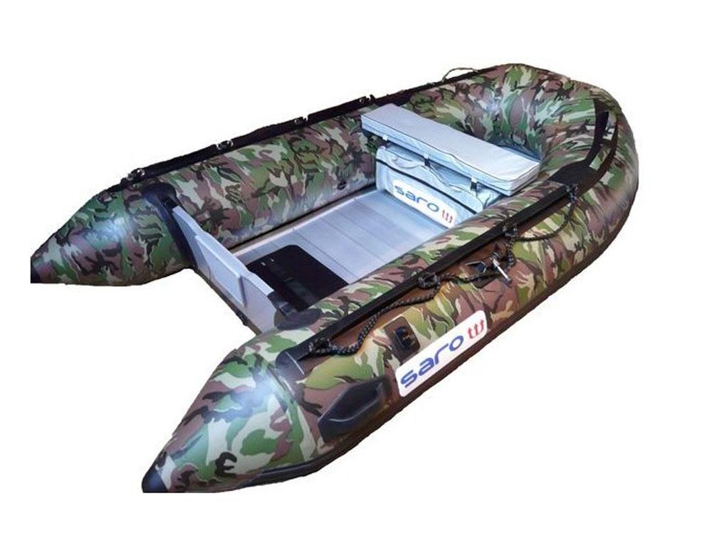 bateau pneumatique saro