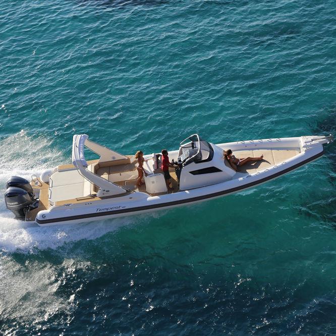 bateau pneumatique tempest