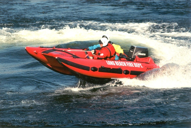 bateau pneumatique thundercat