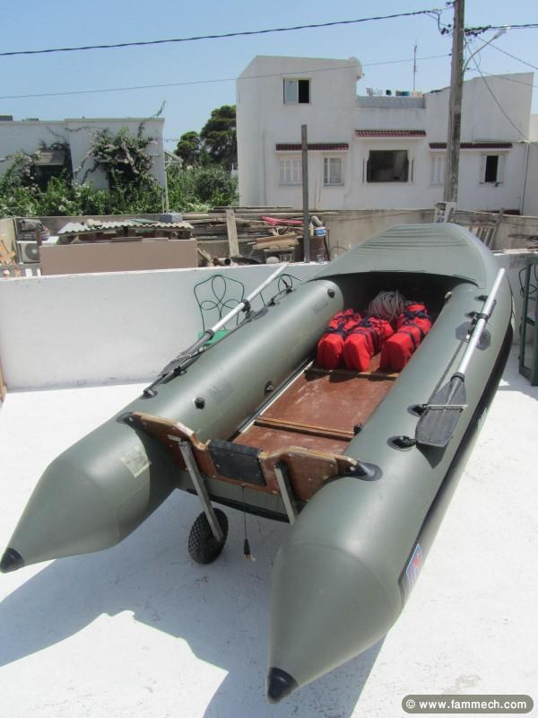 bateau pneumatique tunisie