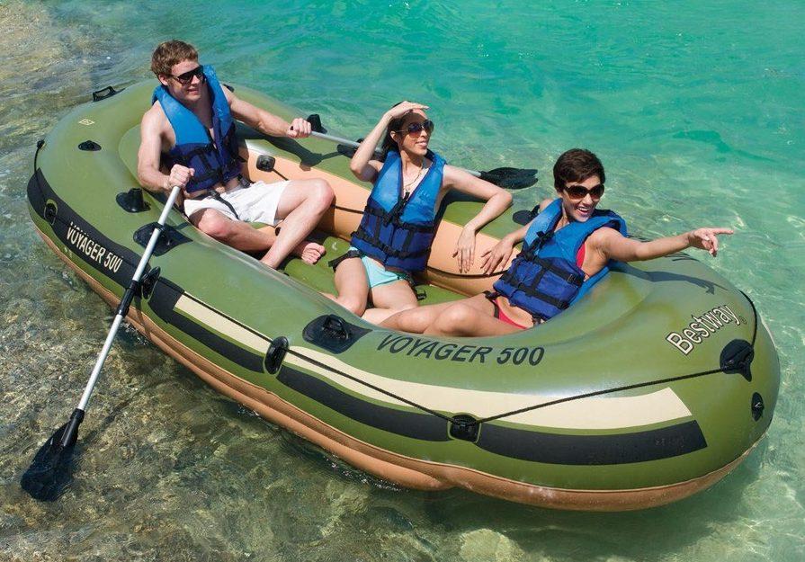 bateau pneumatique voyager 500