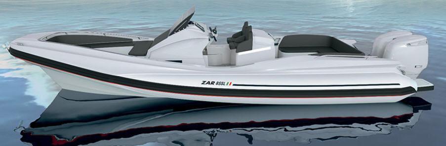 bateau pneumatique zar formenti