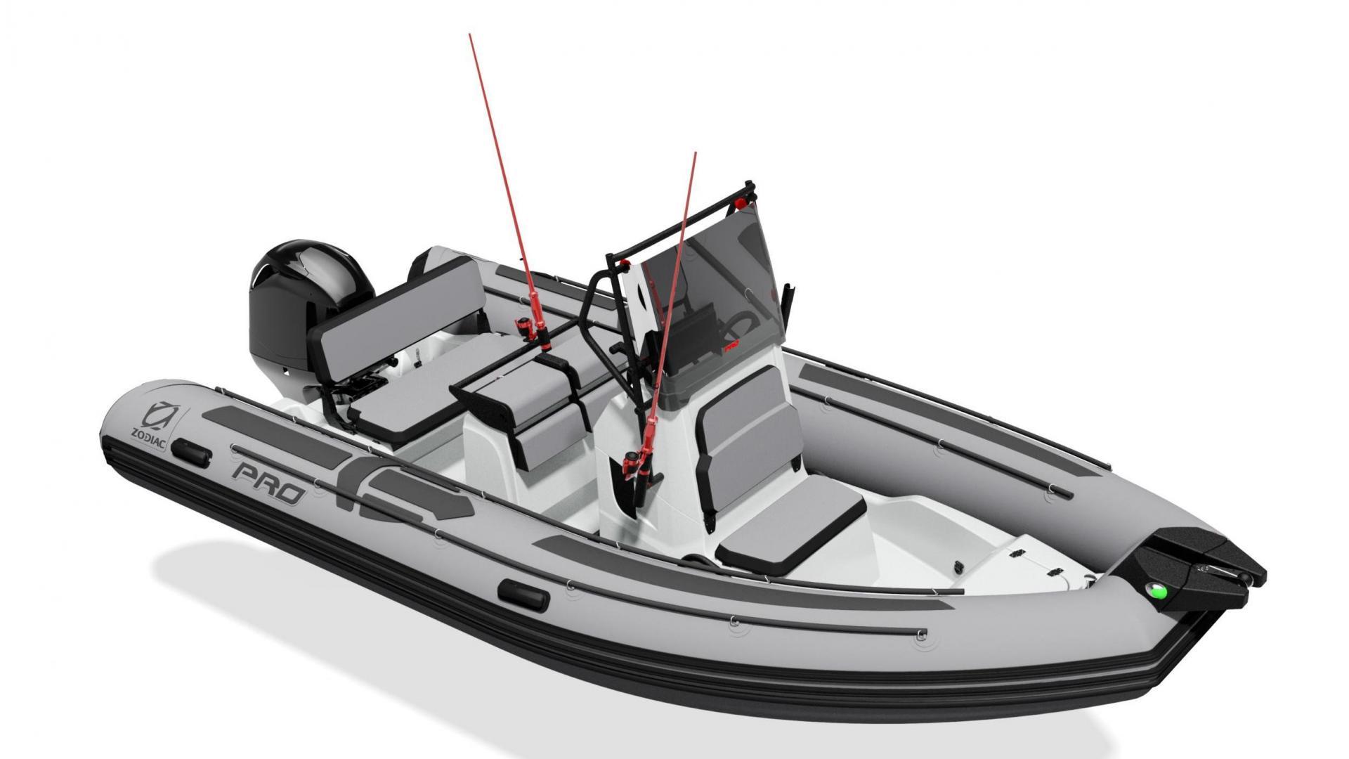 bateau pneumatique zodiac neuf