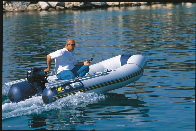 bateau pneumatique zodiac zoom
